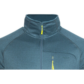 Meru Cannes Fleece Jacket Men Petrol